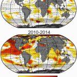 Cambiamenti oceanici mai visti