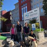 Ospedale di Pinerolo: la pet therapy arriva in Pediatria