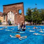 """""""Immergiti nel blu"""": un successo di pubblico e social per il mare a Milano per il World Oceans Day"""