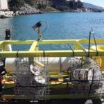 Laboratorio sottomarino per monitorare il mare e testare nuove tecnologie