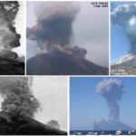 """Stromboli: misurata la """"memoria"""" del vulcano per stimare le probabilità di eruzioni esplosive"""
