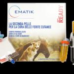 Ematik System: cure per gli animali sempre più efficaci e personalizzate grazie al PRP