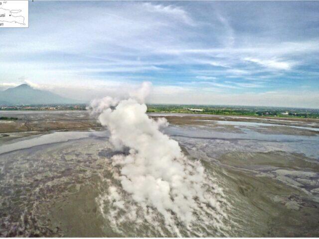L'emissione naturale geologica di metano in atmosfera valutata attraverso l'uso integrato di un satellite e di misure sul terreno