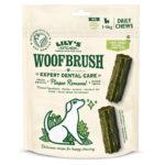 Lily's Kitchen presenta i masticabili naturali Woofbrush in versione mini