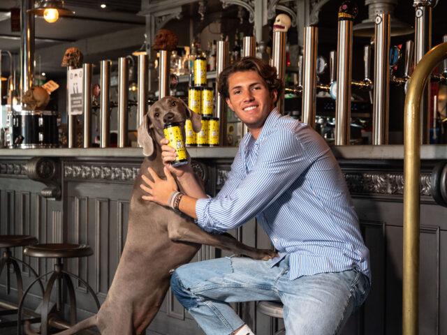 Pawse: la prima birra per cani realizzata in Italia