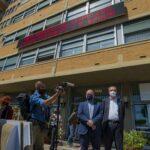 Il primo Orologio del Clima installato nella sede del Ministero della Transizione Ecologica
