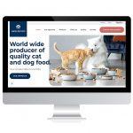 Online la nuova versione del sito corporate di United Petfood